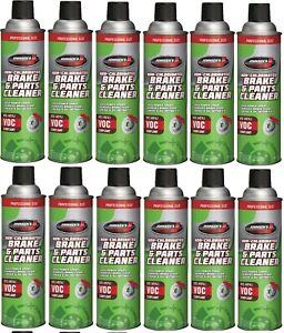 Johnsens Brake Cleaner 2417b 14oz Cans Low Voc Non Chlorinated