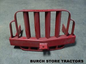 New Front Bumper For International Ih Tractor 454 464 574 674 Usa Made