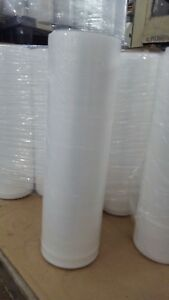 18 X 70 Gauge Stretch Shrink Wrap 1 Roll Hand Plastic Wrapping Pallet Offspec