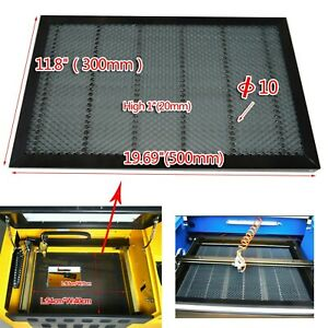 Honeycomb Table Co2 Laser Engraver Cutting Engraveing Machine11 81 x19 68 Us