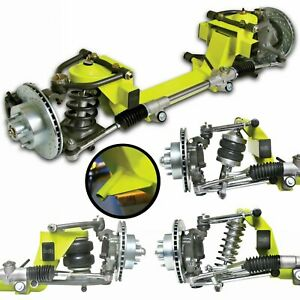Universal Mustang 2 Ii Ifs Independent Front End Suspension Kit 56 5 Inch Track