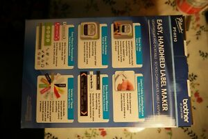 Brother P touch Pt h110 Label Maker New