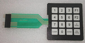 Gilbarco M00147a001 Keypad Magnet Encore 500 s And Eclipse