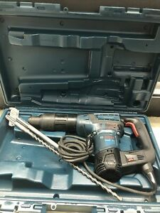 Special One Bosch Rh540m 1 9 16 Sds Max Rotary Hammer Drill With Case Used