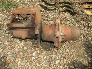 Ih Ihc Running Gear Left Rear Axle Spindle Assembly Mccormick Deering