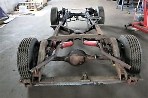 1958 Corvette Rolling Chassis And Parts
