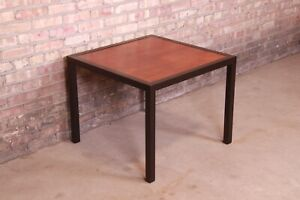Edward Wormley For Dunbar Rosewood Cocktail Table Or Occasional Side Table