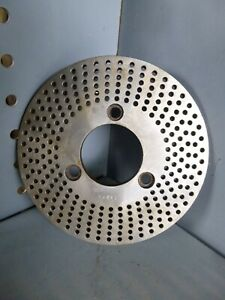 Dividing Head Rotary Table Indexing Plate 49 47 43 41 39 37 Hole P n 22681