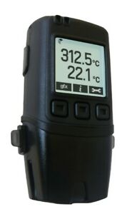 Lascar El gfx dtc Easylog Dual Channel Thermocouple Data Logger With Lcd