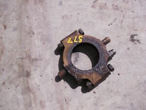 Oliver Super 77 Tractor Original Pto Power Take Off Clutch Pack Brass Collar