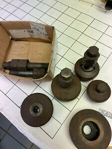 Greenlee Conduit Knockout Punch Set 3 5 To 2 2 1 2 3 3 1 2