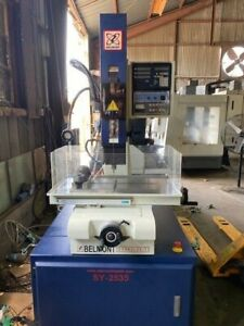 Belmont Sy 2535 Edm Precision Tool Room Electric Discharge Machine 2019