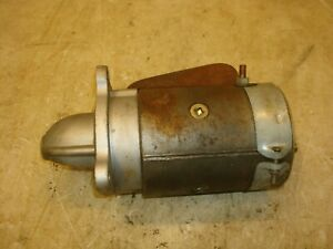 1970 Ford 2000 Tractor Starter