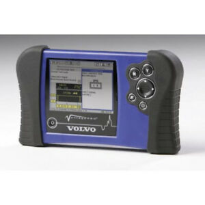 Volvo Snap On Vantage Pro 2 Channel Scope Graphing Meter System Eetm303a