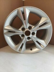 2013 Ford Focus 16x7 Alloy Painted Five Double Spoke Wheel Fits 2012 14
