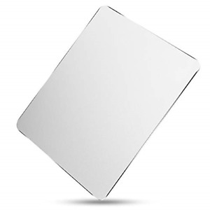 Shoplease Aluminium Mouse Pad With Micro Sand Blasting Aluminium Surface For And