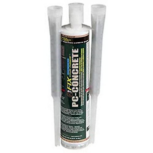 Pc Products 72561 Pc concrete Two part Epoxy Adhesive Paste For Anchoring And Oz