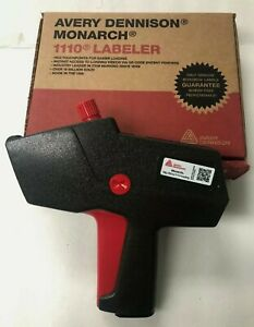 New Monarch 1110 Price Gun 1110 02 Free Shipping Authorized Monarch Dealer