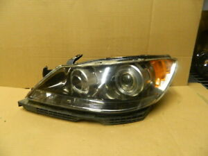 2005 2008 Acura Rl Headlight Assembly Lh Drivers Side Xenon Hid