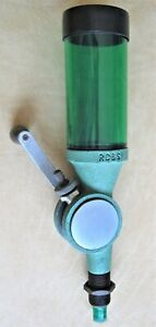 RCBS UNIFLOW POWDER MEASURER AND FEEDER FOR MOUNTING ON RELOADING PRESS $89.50