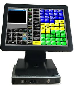 Point Of Sale Pos System Register Restaurant Bar Or Restaurant No Monthly Fees