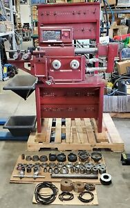 Ammco 2002 Computerized Disc Drum Brake Lathe With Lots Of Tooling See Video