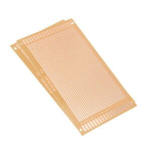 9x15cm Single Sided Stripboard Paper Printed Circuit Board For Diy Soldering 2pc