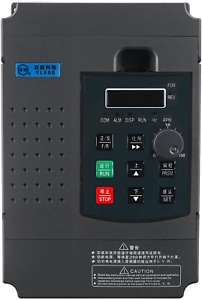 Variable Frequency Drive Ac 220v 2 2kw 3hp 10a Vfd Inverter Converter For Cnc