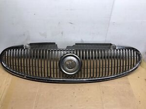 2004 2007 Buick Rainier Grill Grille With Emblem 04 08