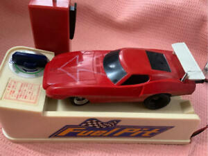Lefty Rx Radio Control Car Nintendo Antique 1972 Red Showa Retro Used As Is Junk