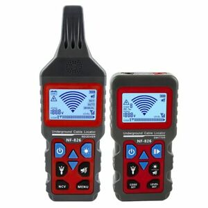 Network Tracking Wire Circuit Breaker Cable Tester Phone Line Detector Locator