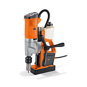 Fein Corded Universal Magnetic Core Drill With Maximum Drilling Depth 2 3 4