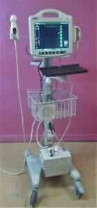 Bard Site Rite 6 Ultrasound System W Ipx1 Ultrasound Transducer Rolling Stand