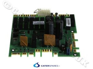 Rational 42 00 064p Combi Oven Relay I o Pcb Board With Protection Panel 4200064