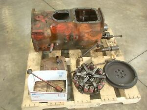 1955 Ford 960 Tractor 5 Speed Transmission Parts 800 900