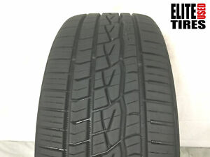 1 Continental Controlcontact Sport Srs Plus 225 40 18 Tire 8 75 9 25 32