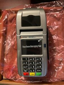 First Data Fd130 Duo Ip dial wifi Terminal New