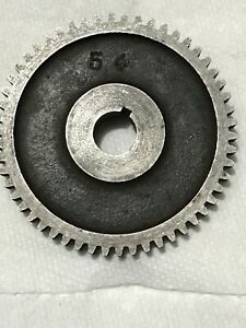 South Bend 9 10k Lathe Change Gear 54t 3 8 Wide 9 16 Bore Usa Made