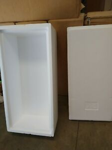 New Kolboy 4125r Thermal Styro Shipping Container Cooler