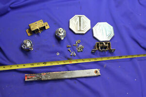 Mg Mgb 70 80 Various Trunk Parts And Pieces