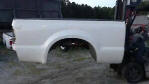 Jamaica Ford F250 Short Truck Bed 99 2010 White Super Duty Box Bed Sides