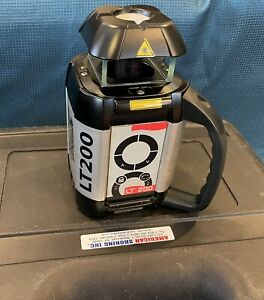 Agatec Lt200 1000 Feet Self leveling Rotary Laser In Hard Case Free Shipping
