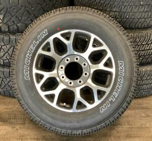 New 2021 Oem Ford F250 F350 Super Duty 20 Tires Wheels Lugs Included 8x170