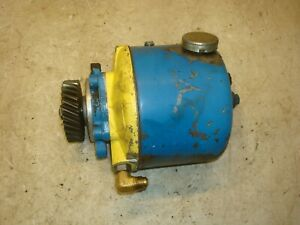 1973 Ford 3400 Gas Tractor Power Steering Pump
