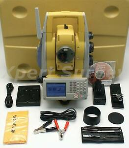 Topcon Is 03 3 2 4 Ghz Robotic Imaging Total Station Is 03 Is03