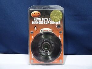 Cup Grinder Diamond Products Core Cut 5 X 5 8 11 Heavy Duty Low Profile T1
