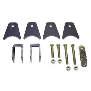 Wehrli For Ford Dodge Universal Traction Bar Install Kit