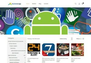 Mobile Apps Store Website Amazon Affiliate Store Ecommerce Free Hosting