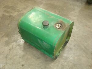 1966 Oliver 1650 Gas Tractor Fuel Tank