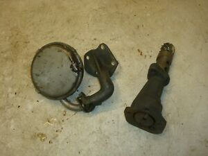 1966 Oliver 1650 Gas Tractor Engine Oil Pump 1550